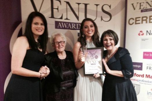 FHT Members receive Oxfordshire Venus Awards