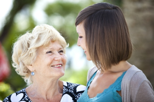 how to help lonely or socially isolated elderly people in your community