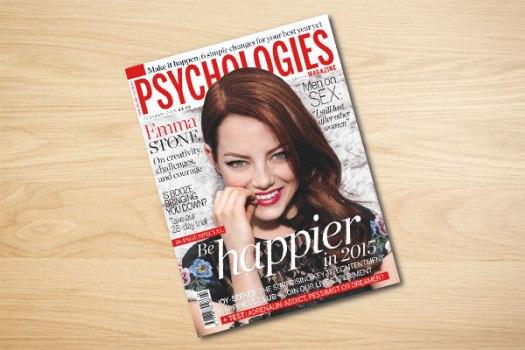 Psychologies magazine - February 2015