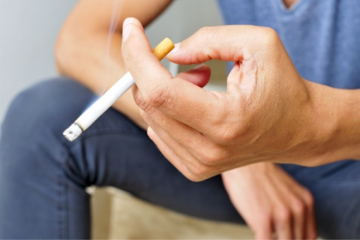 smoking may increase risks for patients being treated for prostate cancer