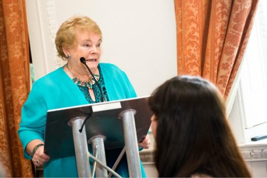 Jennifer-Wayte-president-speaking