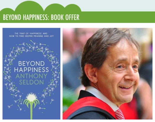 Free book giveaway from Action for Happiness