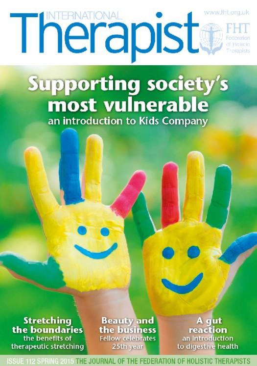 International Therapist - Spring Issue