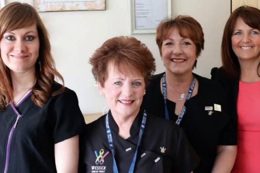 Complementary cancer support in Cosham
