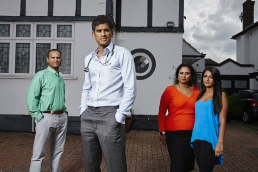 Priti Vyas, daughter of FHT Vice-president, Bharti Vyas, talks about her experience of appearing in a new three-part BBC One health series, Doctor in the House (beginning 19 November, 9pm, BBC1)
