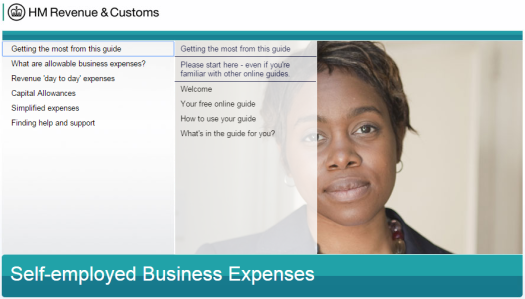 A guide to business expenses for the self-employed