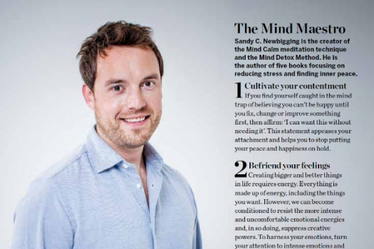 FHT accredited training provider featured in Psychologies magazine