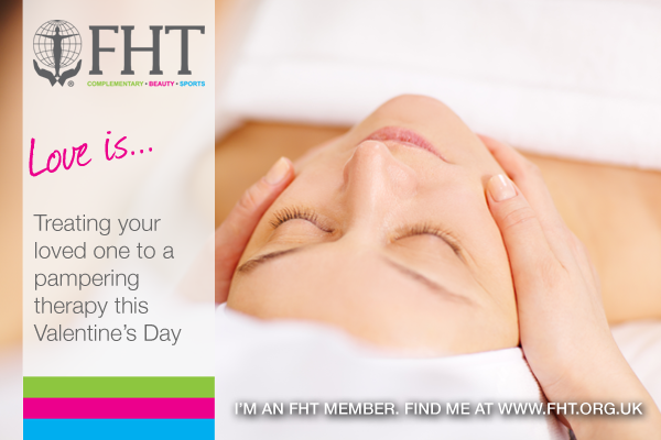 Valentine S Day Promotion Federation Of Holistic Therapists Fht