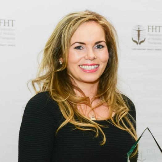 FHT Member wins customer service award - Geraldine Flynn