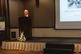 Sally Kay awarded International Research Award