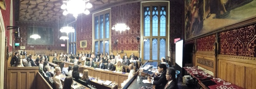 16 APPG YogaDay Audience 90