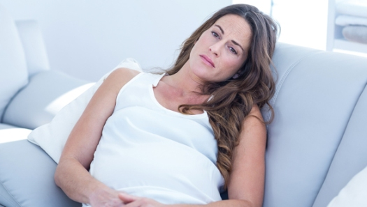 Mental health and pregnancy shutterstock_316780823