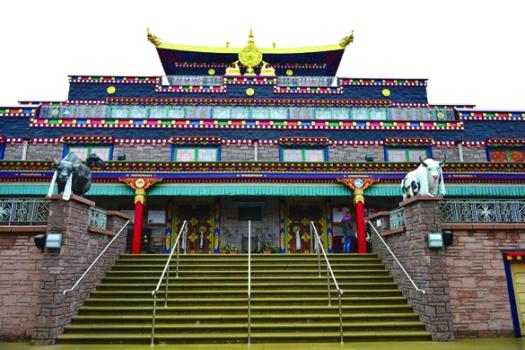 Kagyu Samye Ling external