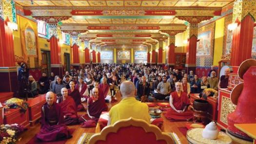 Kagyu Samye Ling internal