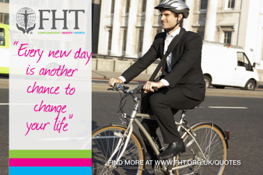 ever new day is another chance to change your life