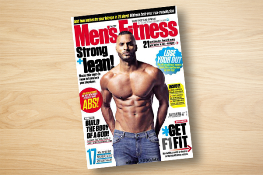 Mens Fitness - July 2017