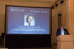 2017 FHT Excellence Awards - George Lewith