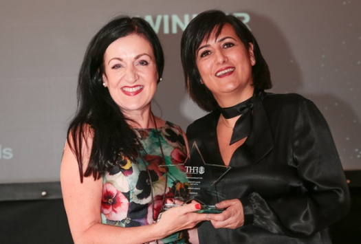 Cristina Coelho - beauty therapist of the year