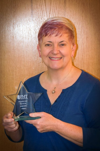 2017 FHT Excellence Awards Lorraine Senior