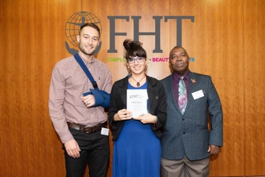 Awards Sports Therapist of the Year - Nefeli Tsiouti