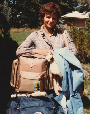 Leaving for England 1983.jpg