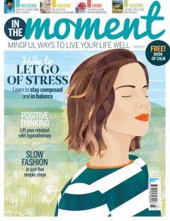 In the Moment cover March