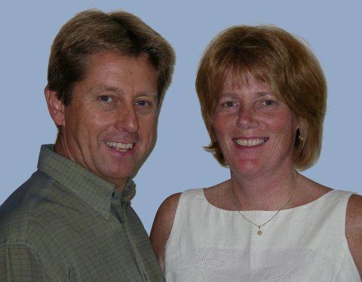 Allyn Edwards & Sue Weller