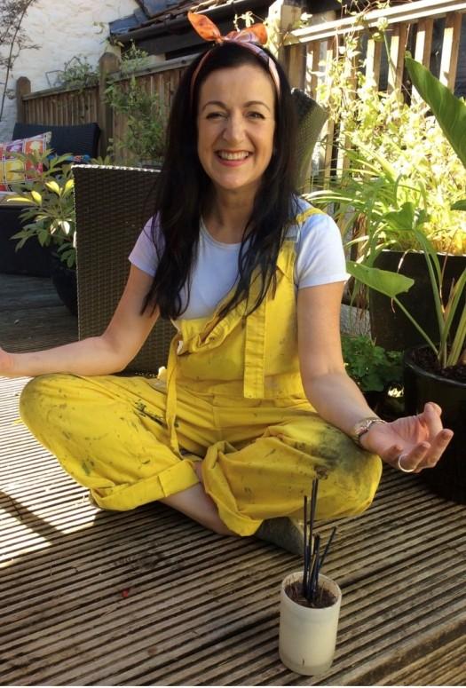 Maria Mason yoga